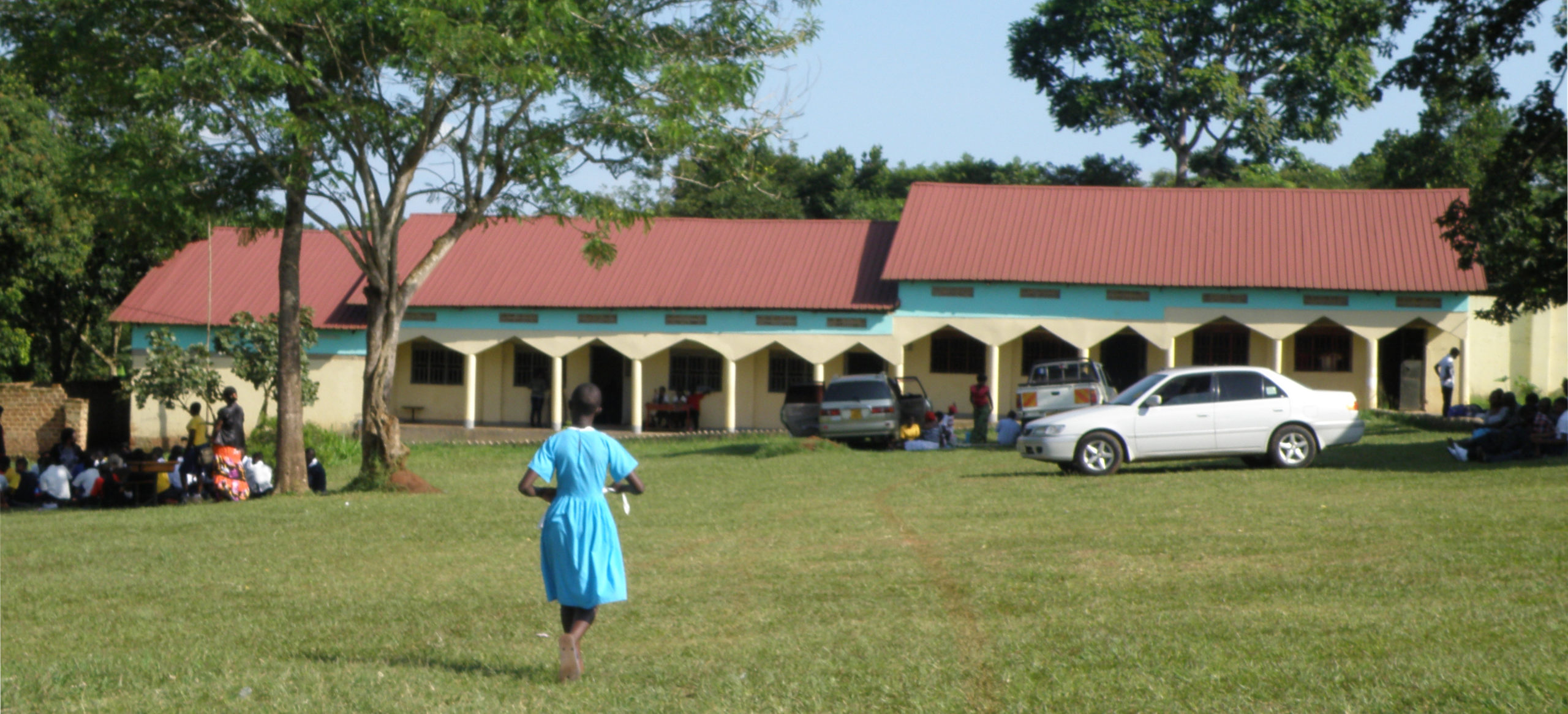 ST. John's primary and secondary school Mukono